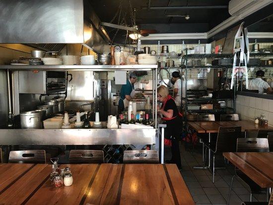 The Daily Catch: Tiny restaurant