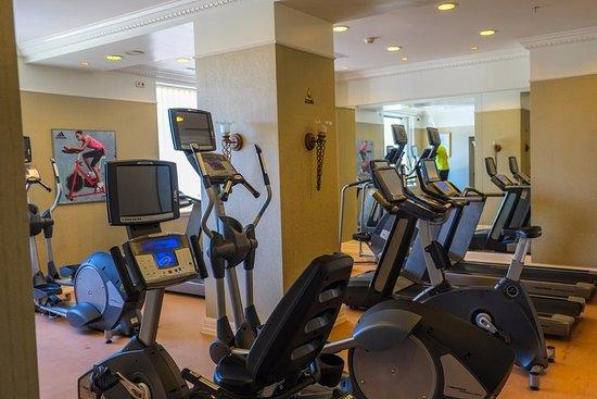 c98c19312ec gym health club - Picture of Tbilisi Marriott Hotel