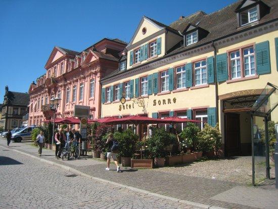 Hôtel restaurant Sonne depuis 1858