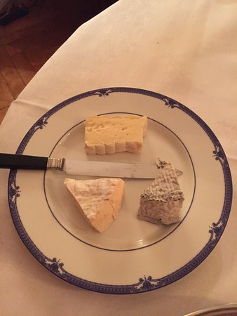 Valframbert, Francia: Fromage !!
