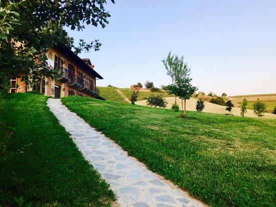 San Damiano d'Asti, Italië: Un posto incantevole..