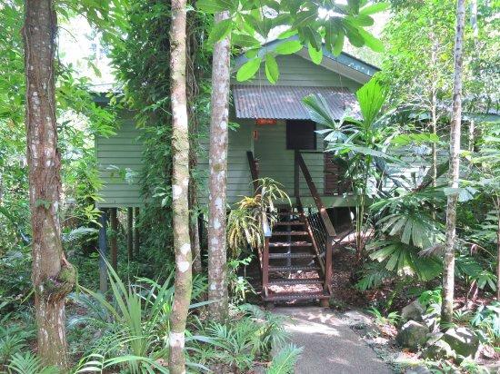 Mossman, Australië: Lodge Luxury Cabin