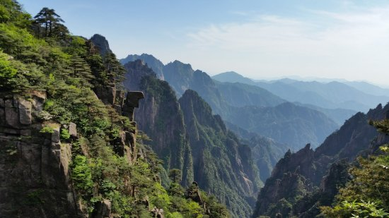 photo1.jpg - Picture of China Highlights Huangshan ...