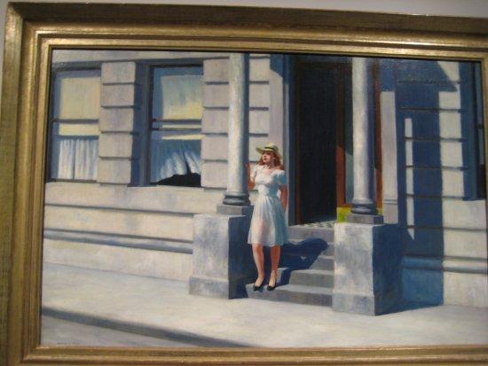 "Wilmington, DE: ""Summertime"" by Edward Hopper"