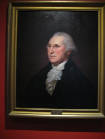 "Wilmington, DE: ""George Washington"" by Rembrandt Peale"