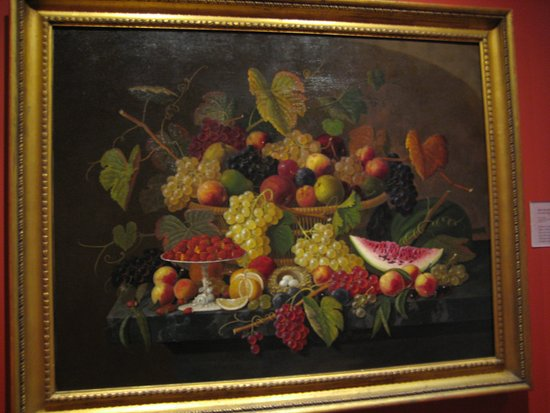 "Wilmington, DE: ""Still Life"" by Severin Roesen"