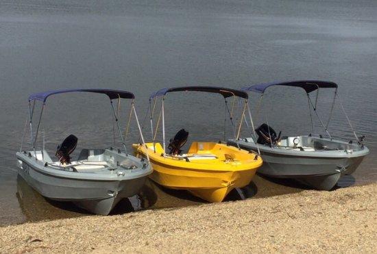 Benaraby, Australia: More to do at Lake Awoonga