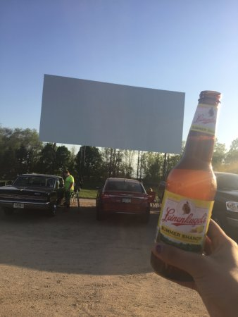 Lake Elmo, MN: Drive in theater