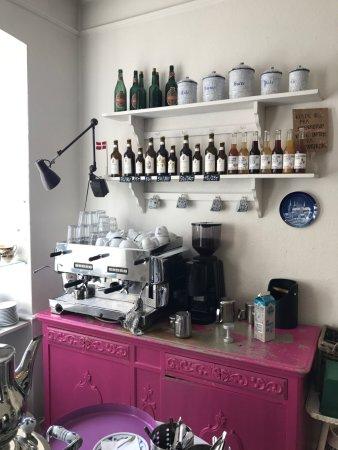 Café Køkken hos TE Salonen - Picture of TE Salonen, Roskilde ...