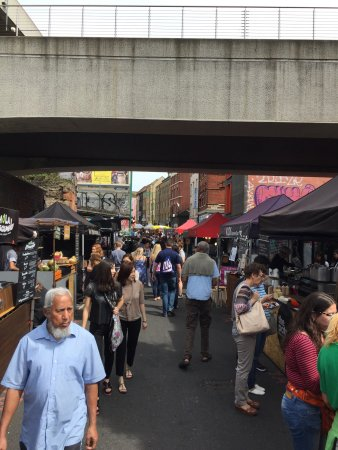 Photo of Market Brick Lane Market at 91 Brick Ln, Spitalfields and Banglatown E1 6QL, United Kingdom