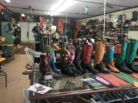 C.T. Chappell Boot Shop