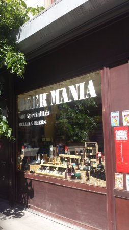 Beer Mania: the store