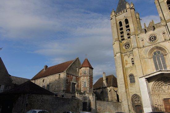 Senlis, Frankrijk: vieille ville