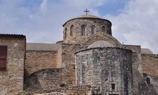 Monastery of Apostolos Varnavas