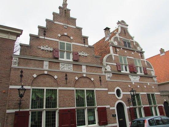 Museumhuis Verdieping: het oude Raadhuis van Monnickendam