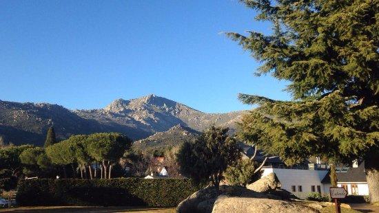 Mataelpino, Spagna: Vistas de la maliciosa
