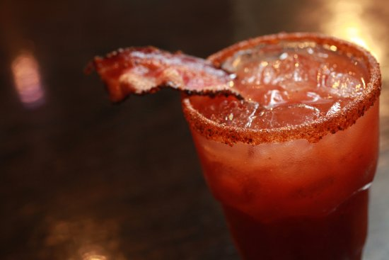 Bacon Bloody Mary Picture Of Ford 39 S Fish Shack Ashburn