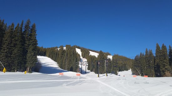 Nederland, CO: Those 2 redundant lifts are gone now and will be place with a high speed 6 pack for 2017-18!