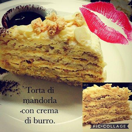 Lurisia, อิตาลี: Torta di mandorle