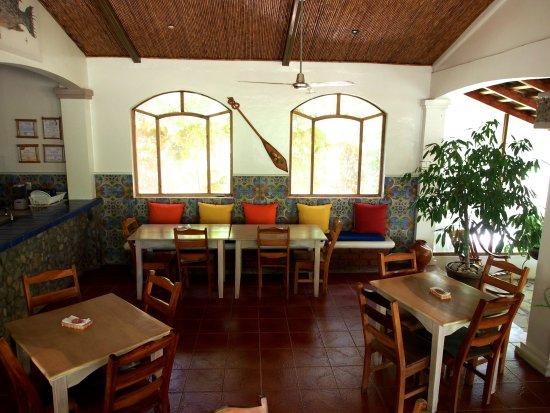 Rivas, Nicaragua: Restaurant