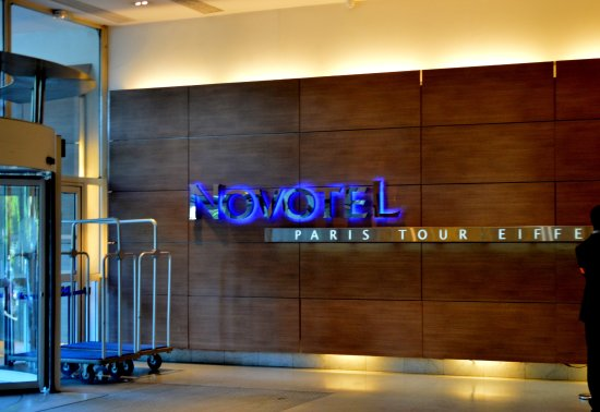 Novotel Paris Centre Tour Eiffel Image