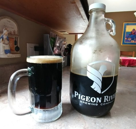 Marion, WI: Take home a growler. Just $12!
