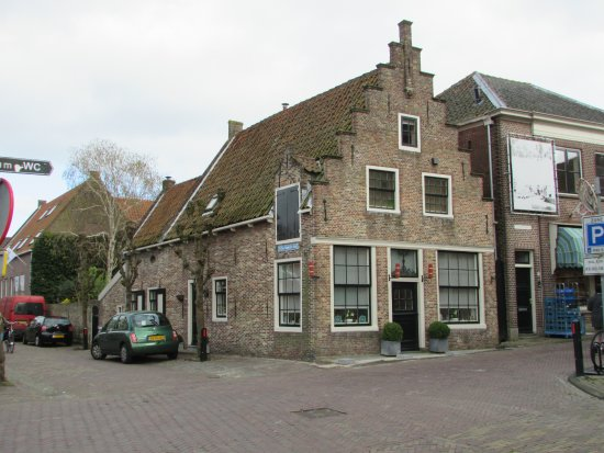 Edam, The Netherlands: nice buildings