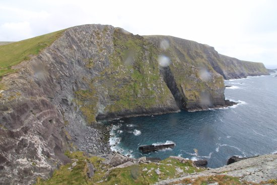 Portmagee, Irlandia: Cliffs of Kerry