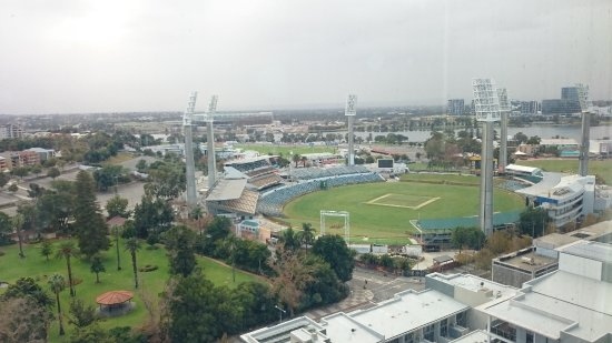 Fraser Suites Perth: WACA Grounds