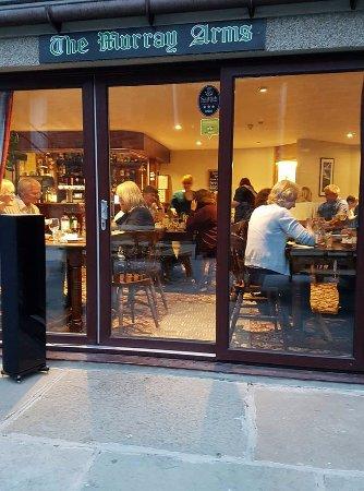 St. Margaret's Hope, UK: restaurant 
