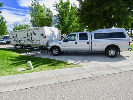 Mountain Home, Idaho: Site