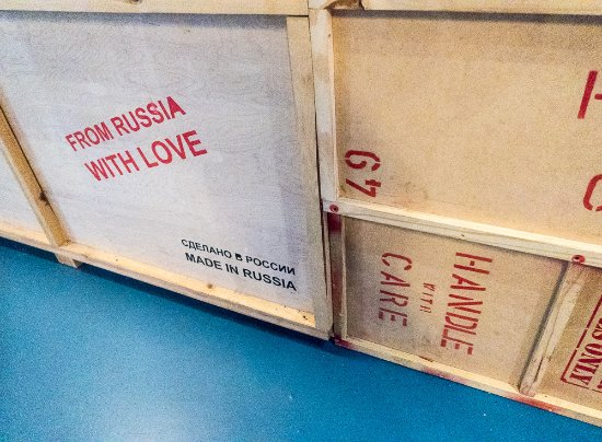 Presence Of Russian