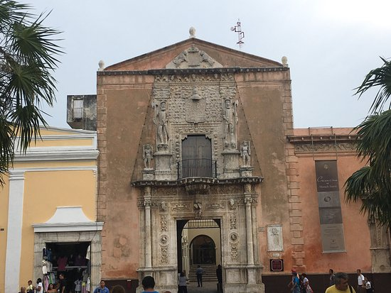 Foto de museo casa montejo m rida tripadvisor - Foto casa merida ...