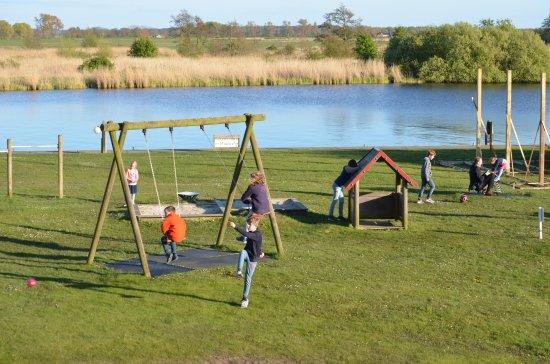 Koudum, Hollanda: Children's Play Area