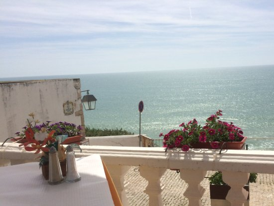 Restaurante Três Coroas: View from table