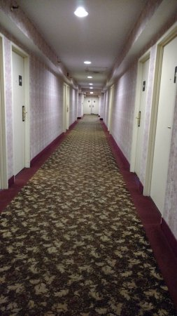 Huntington, WV: The dreary hallway