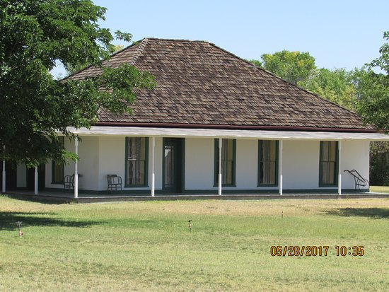 Front Porch And Hipped Roof Picture Of John Slaughter Ranch Douglas Tripadvisor