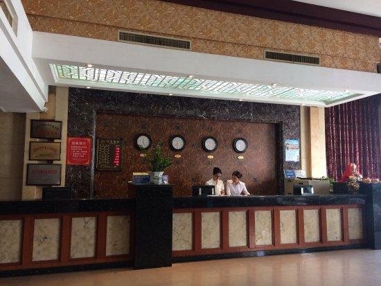Changde, Kina: Oriental Purple Palace Hotel
