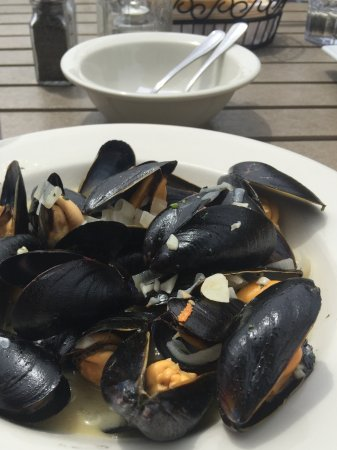 Seymour, CT: Mussels
