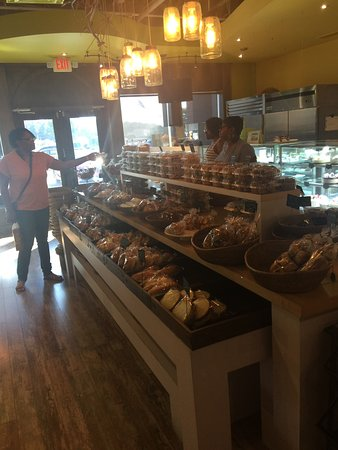 Duluth, Gürcistan: Tree Story Bakery & Cafe  트리 스토리