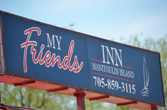 Manitowaning, Kanada: This little Motel is an absolute Gem. Our Hostess Michelle went over and above to make us comfor