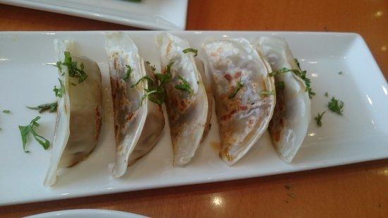 The Noodle House: Dumplings were very good