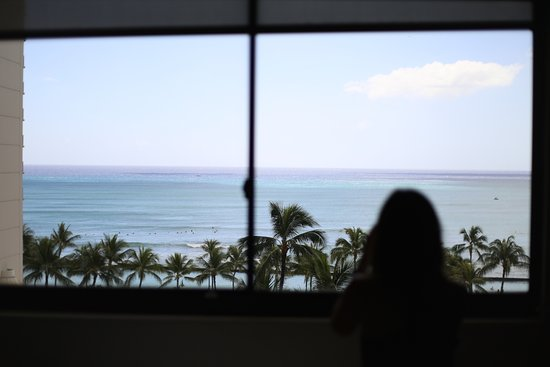 Hotel Renew: Ocean view from my room!