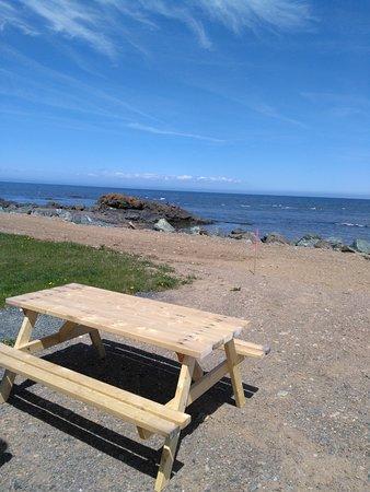 Pointe-Verte, Kanada: View