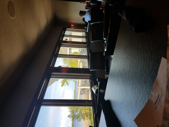 Brainerd, MN: Great service, great food and great view!