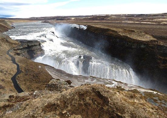 Gullfoss: Force of water 2