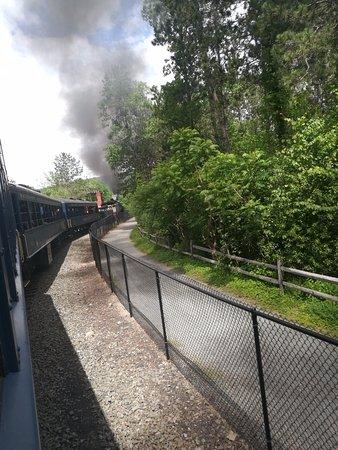 Jim Thorpe, PA: Train