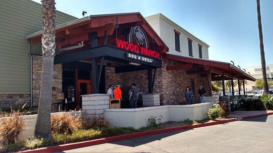exterior and entrance views very nice restaurant picture of wood rh tripadvisor ca
