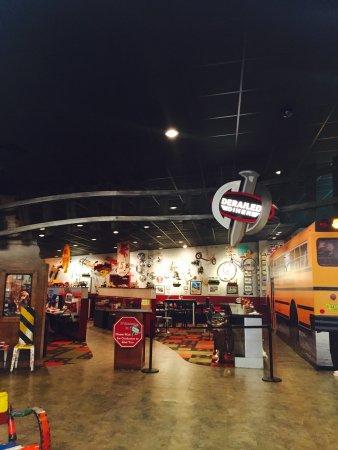 Robertsdale, AL: Derailed Diner