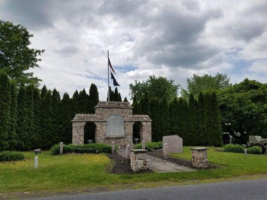 Barto, PA: monuments
